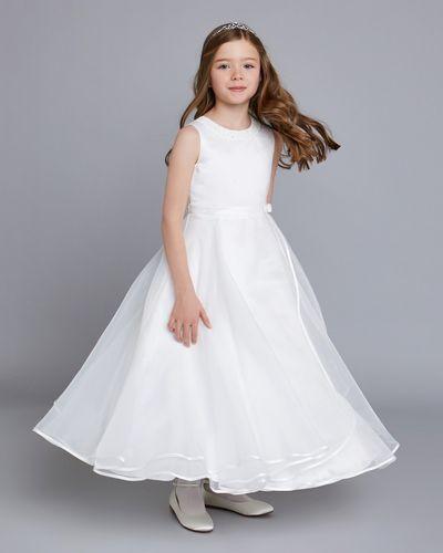 Paul Costelloe Living Ivory Grace Dress