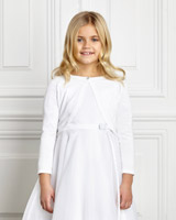 white Paul Costelloe Living Dress Cardigan