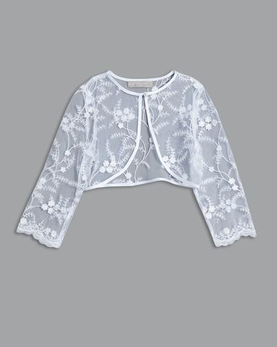 Paul Costelloe Living Lace Bolero thumbnail