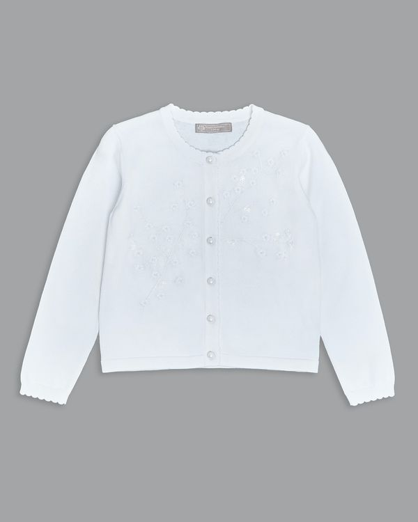 Paul Costelloe Living Embroidered Cardigan
