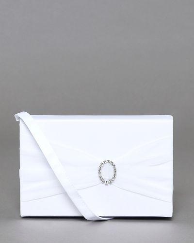 Paul Costelloe Living Diamanté Box Bag