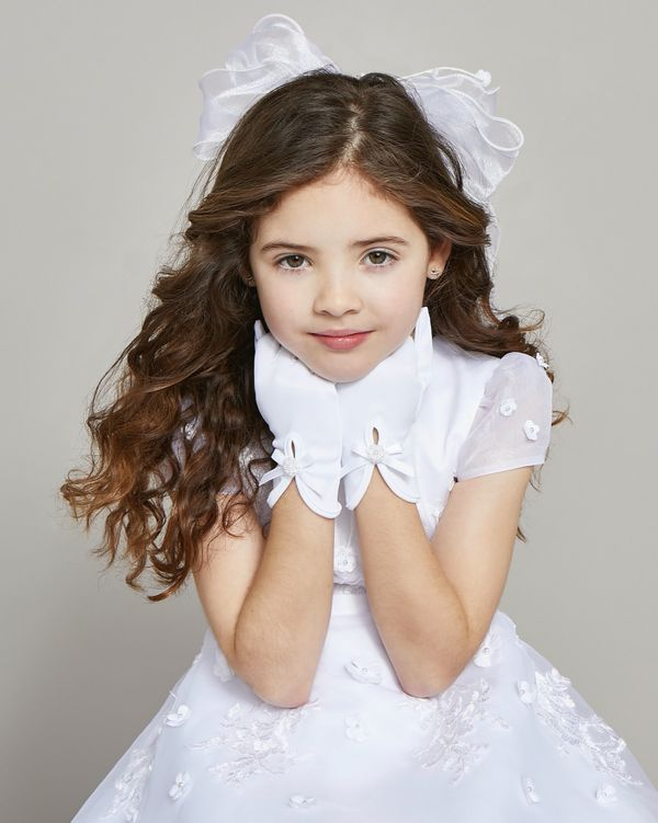 Paul Costelloe Living Bow Gloves