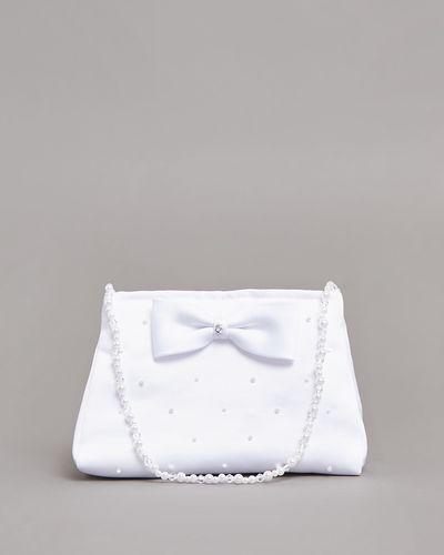 Paul Costelloe Living Pearl Handle Bag thumbnail