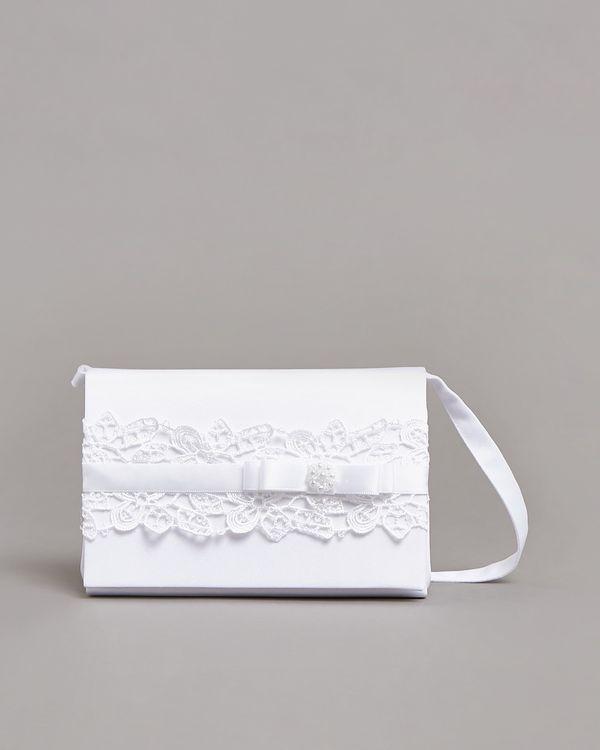 Paul Costelloe Living Lace Box Bag
