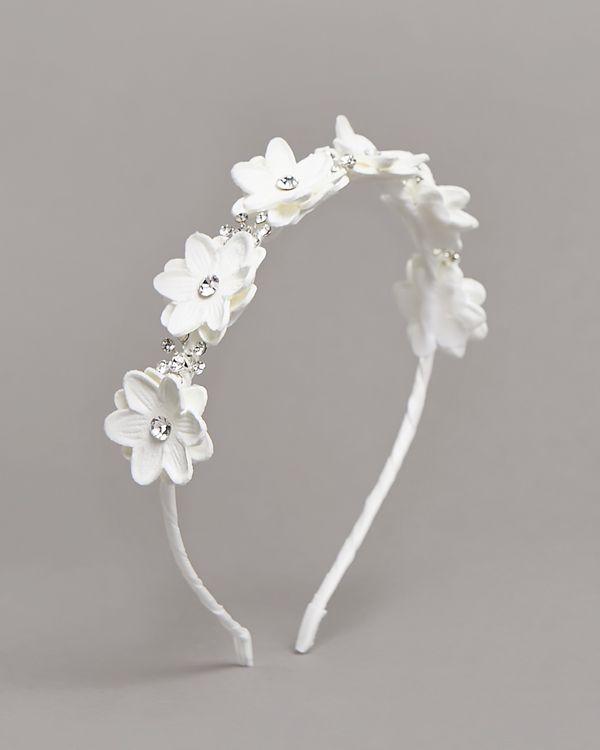 Paul Costelloe Living Flower Hairband