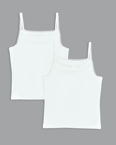 Paul Costelloe Living Vest Ivory - Pack Of 2 (5-13 years) thumbnail