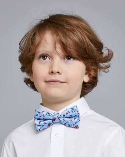 Paul Costelloe Living Costelloe Printed Bow Tie