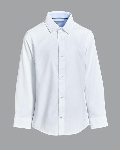 Paul Costelloe Living White Shirt thumbnail