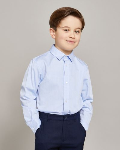 Paul Costelloe Living Blue Shirt thumbnail