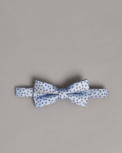 Paul Costelloe Living Floral Bow Tie (7-11 years) thumbnail