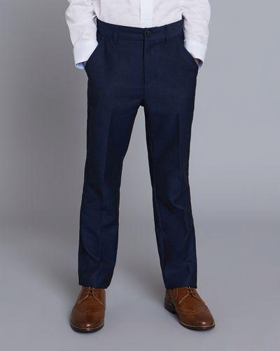 Paul Costelloe Living Navy Trousers