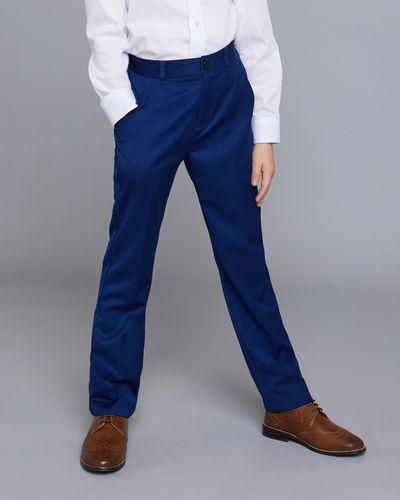 Paul Costelloe Living Blue Trousers