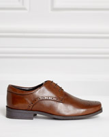 brown Paul Costelloe Living Leather Shoes