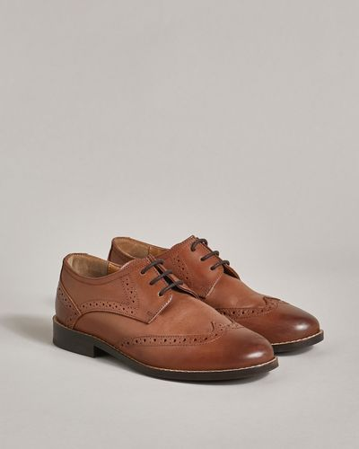 Paul Costelloe Living Leather Brogue (Size 13-5)