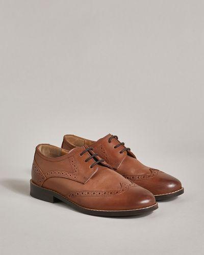 Paul Costelloe Living Leather Brogue