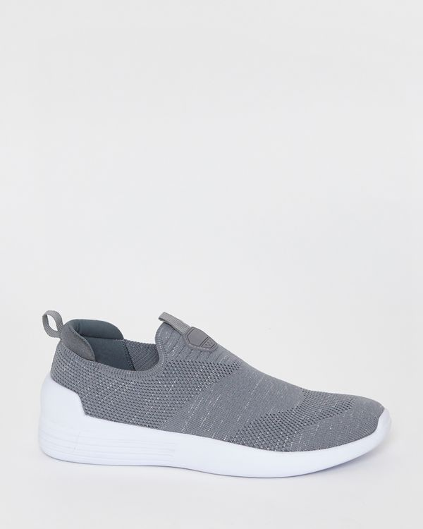 Knit Slip On Shoes