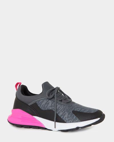 Pink Fashion Sport Shoes