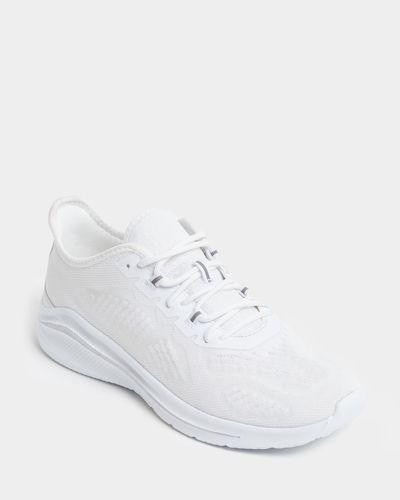 White Fashion Sporty Trainer thumbnail