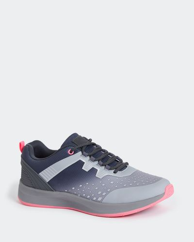 Grey-Pink Trainer thumbnail
