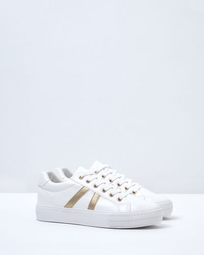 Gallery Stripe Trainers