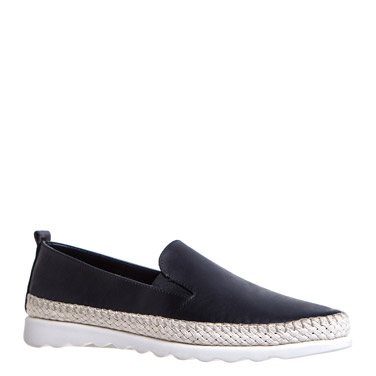 blackStudio Flexx Leather Rope Edge Shoe