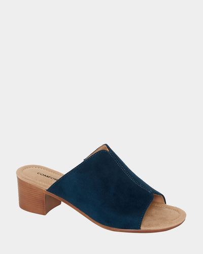 Low Heel Mules