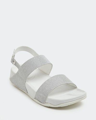 Double Strap Glitter Sandal thumbnail