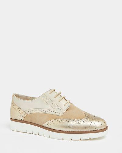 Leather Brogue Shoe thumbnail