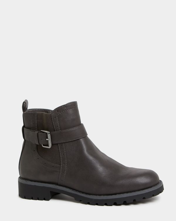 Wide Fit Casual Boot