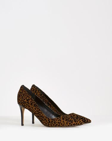 leopardGallery Leopard Court Shoes