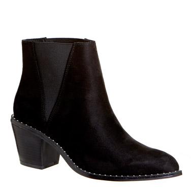 blackStud Edge Boots