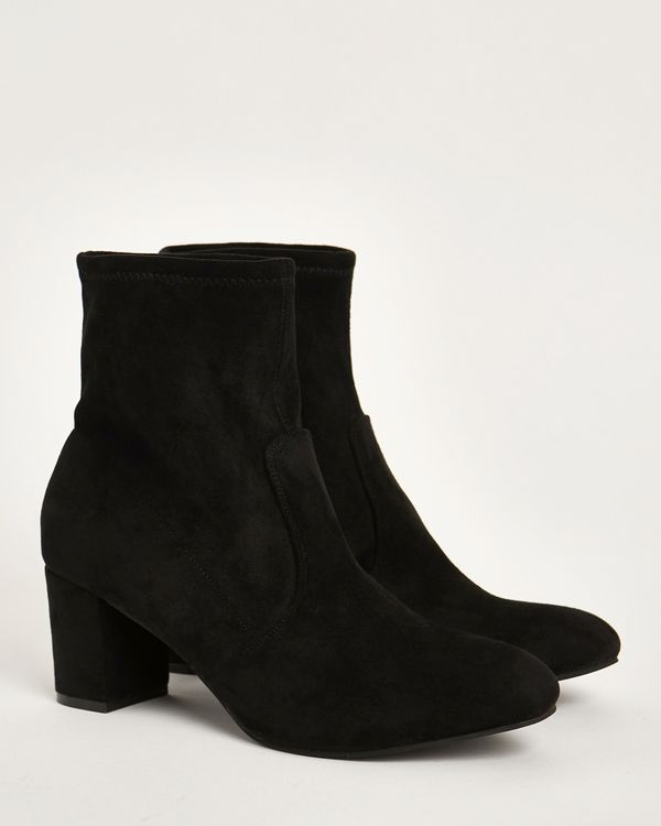 Stretch Sock Boots