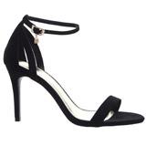 blackAnkle Strap Sandals