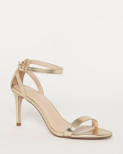 Skinny Heel Sandals