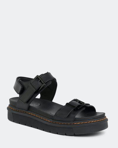Leather Chunky Buckle Sandal thumbnail