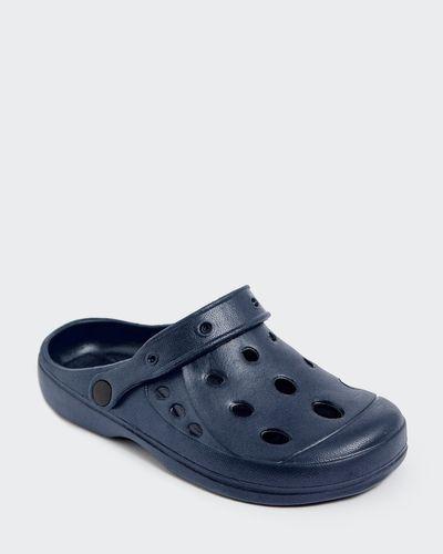 Plain Clog Shoe