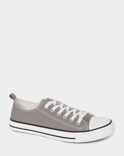 Canvas Toe Cap Shoes thumbnail
