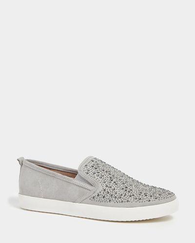 Jewel Slip-On Shoes