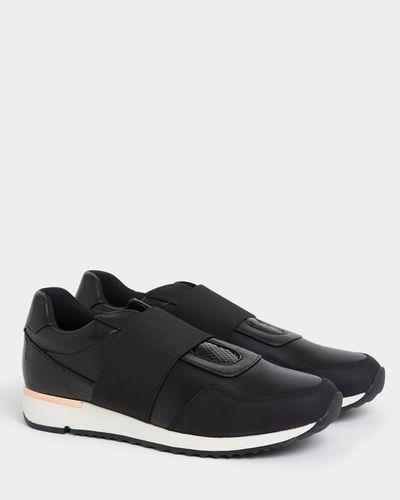 Elastic Slip On Shoes