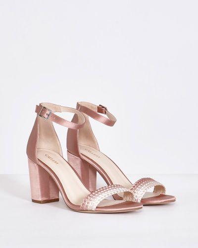 Gallery Plait Toe Sandals