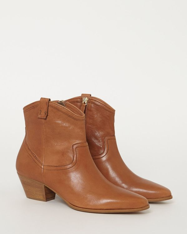 Gallery Leather Western Boots