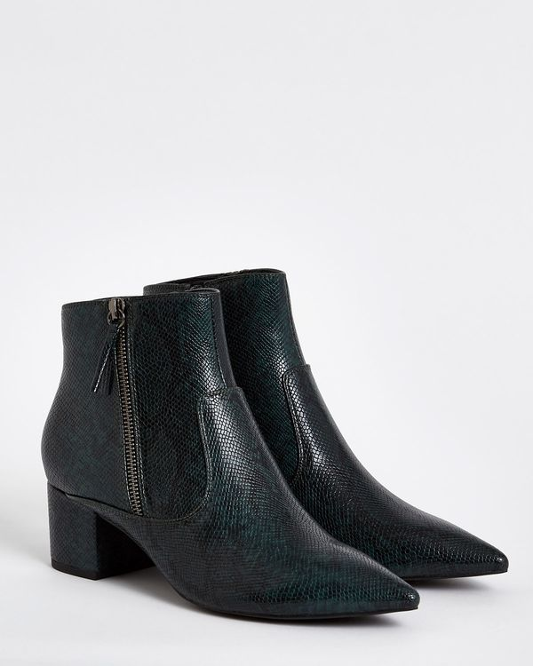 Gallery Green Snake Boot