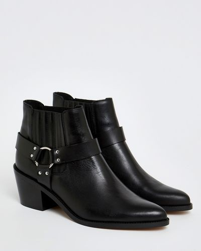 Gallery Leather Cowboy Boots