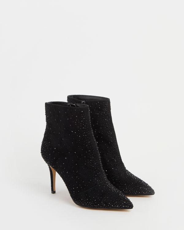 Gallery Jewel Ankle Boots