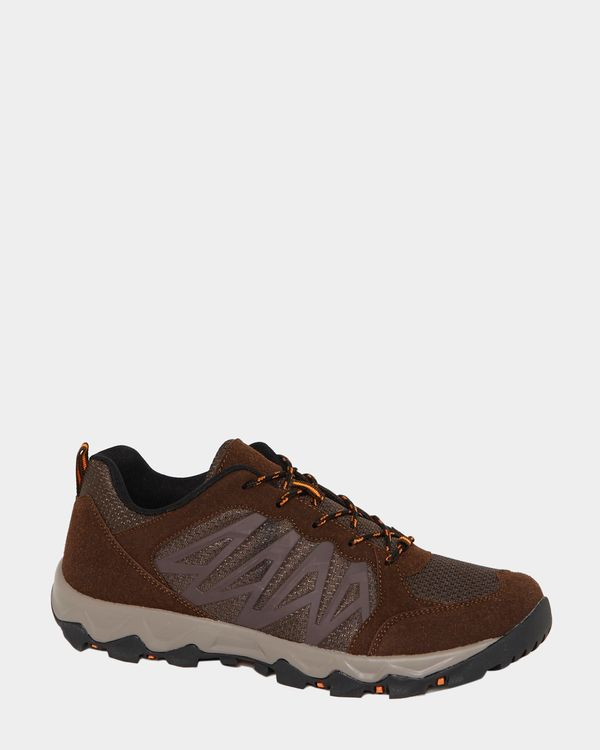 Laced Hiker Shoes
