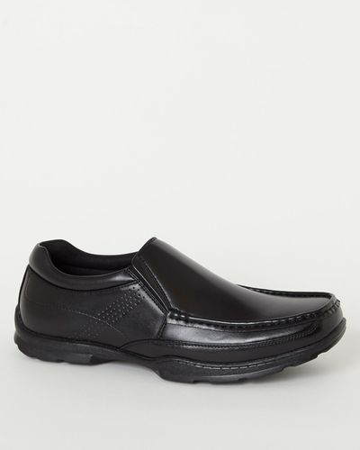 Panel Slip-On Shoe
