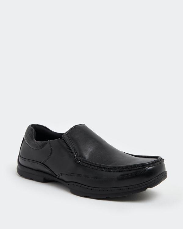 Panel Slip-On Shoe