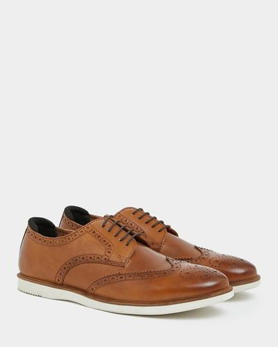 Casual Lace Brogues