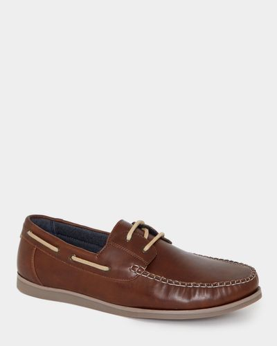 Lace Boat Shoes thumbnail