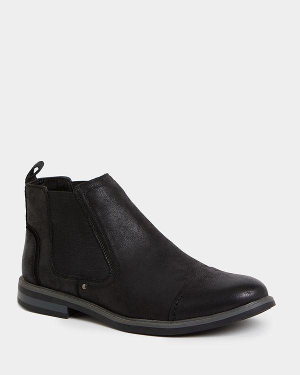 Stitch Chelsea Boot